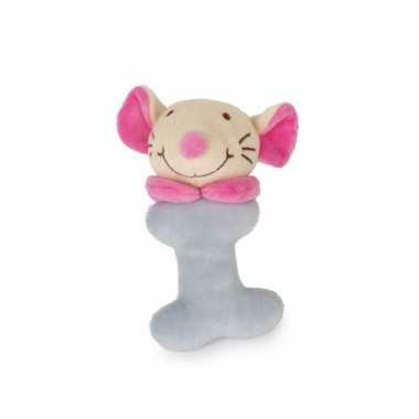 Hochet peluche animal souris