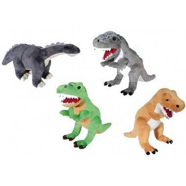 Peluche Dinosaure 40cm coloré