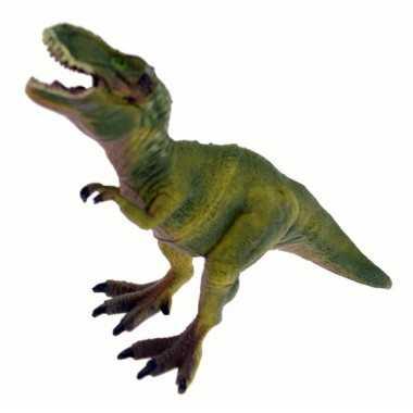 T-Rex dinosaure vert