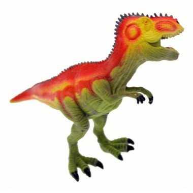 T-Rex dinosaure rouge