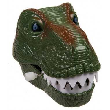 Dinosaure dentier sauteur